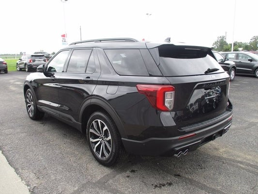 2020 Ford Explorer St In Waterville Oh Toledo Ford